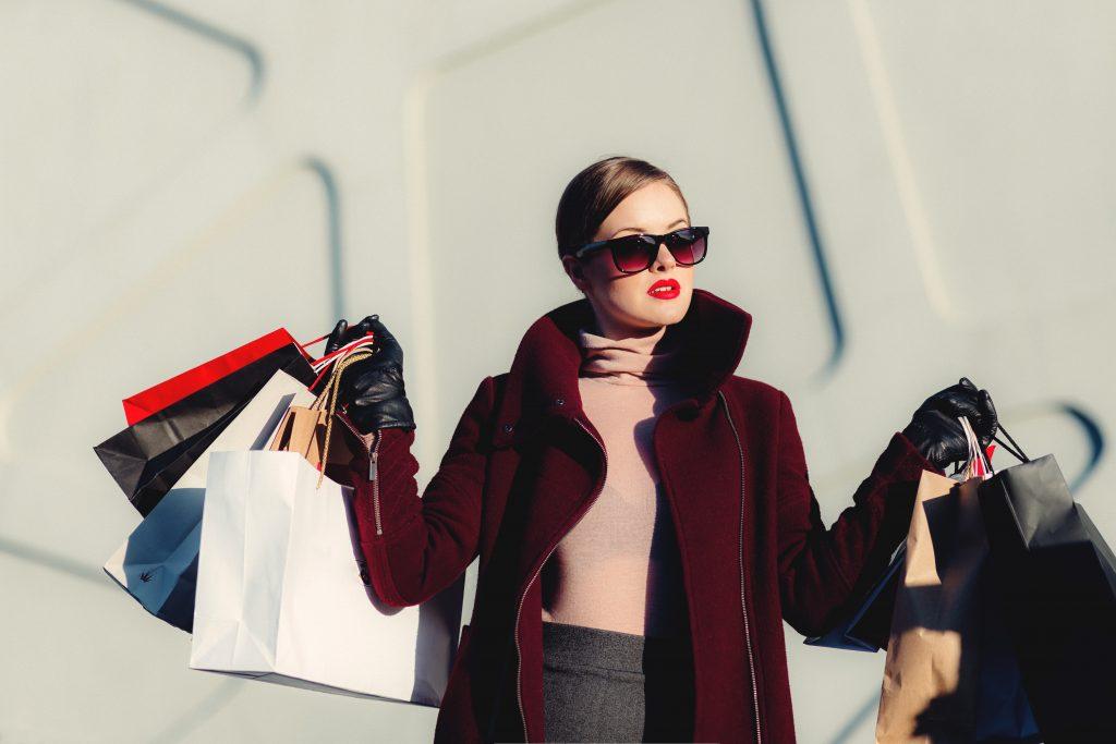 Er shopping vigtigst?