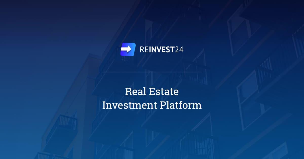 Cashback Kampagne hos Reinvest 24